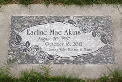Earline Mae <i>Phillips</i> Akins