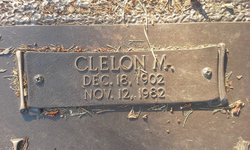 Clelon Minton Allen