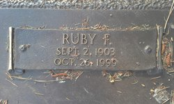 Ruby <i>Franklin</i> Allen