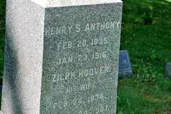Henry S Anthony
