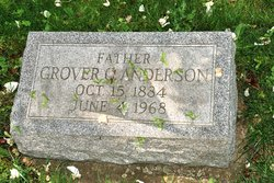 Grover C Anderson