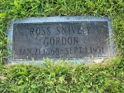 Ross Snively Gordon