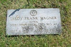 Leroy Frank Wagner
