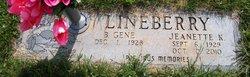 Billy Gene Lineberry