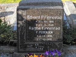 Ragna <i>Pedersen</i> Finnestad