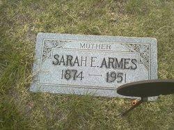 Sarah E. Armes