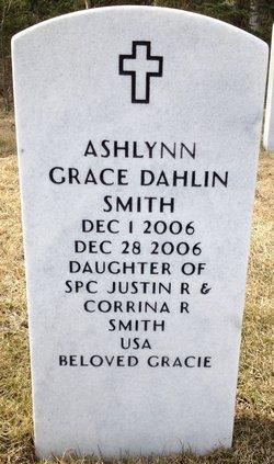 Ashlynn Grace Dahlin Smith