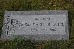 Rose Marie McGuire