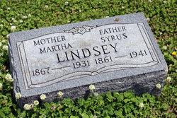 Cyrus Y Lindsey