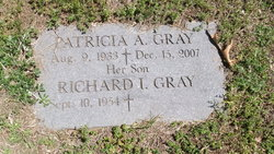 Patricia Ann <i>Heil</i> Gray