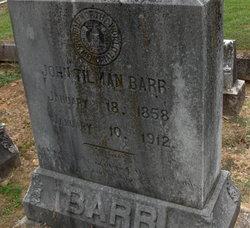 John Tilman Barr