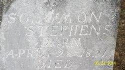Solomon Stephens