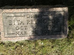 Henrietta Etta <i>Fiddler</i> Reynolds