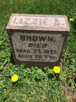 Lizzie A. Brown