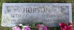 Theodore P. Horton