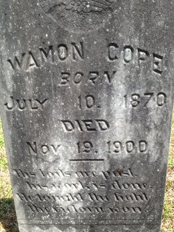 Waymon Cope