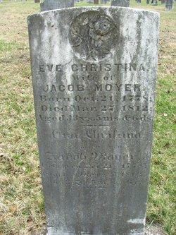 Eve Christina <i>Koppenhoffer</i> Moyer