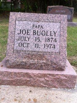 Joe Buolly