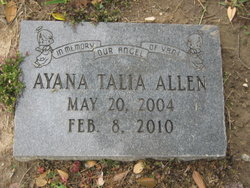 Ayana Talia Yani Allen