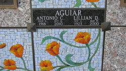 Lillian D. <i>Perry</i> Aguiar