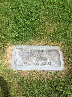 Ina Germaine <i>Coffindaffer</i> Jackson