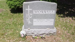Marshall Mac Morrell