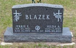 Jerrie Ernest Blazek
