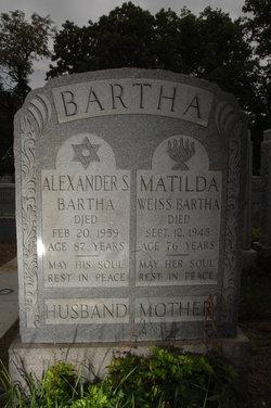 Matilda Bartha