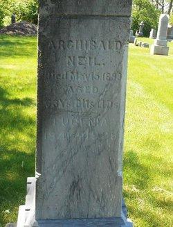 Archibald Neill