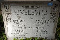 Hyman Kivelewitz