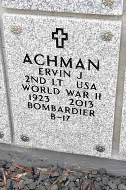 Ervin J Achman