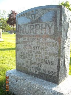 Harriett Teressa <i>Johnston</i> Murphy