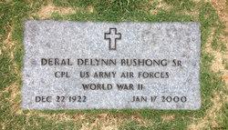 Deral Delynn Bushong, Sr