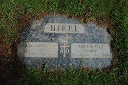 Alyce Rosalie <i>Connelly</i> Hikel