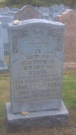 Samuel Shinder