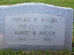 Phyllis W Baxter