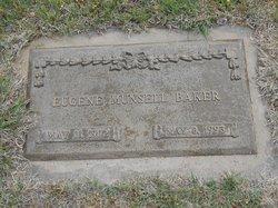 Eugene Munsell Baker