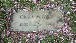 Grace Mabel <i>Stone</i> Allen