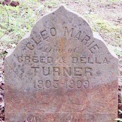 Cleo Marie Turner