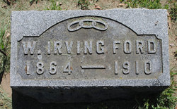 W. Irving Irving Ford