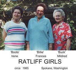 Mildred J <i>Ratliff</i> Haight