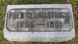 Fred W Armstrong