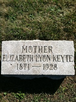 Elizabeth <i>Lyon</i> Keyte