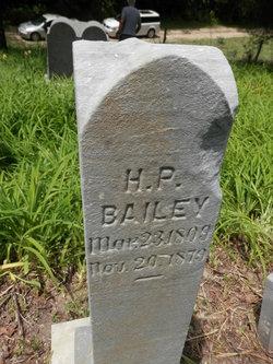 Henry Pendleton Bailey