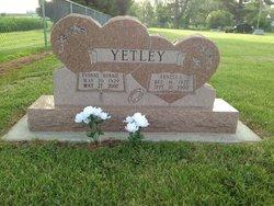 Yvonne F. Bonnie <i>Sirianni</i> Yetley