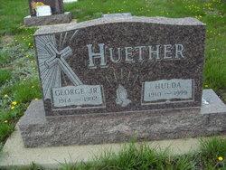 Hulda <i>Sieler</i> Huether