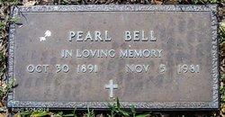 Pearl <i>Daniel</i> Bell