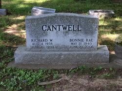 Bonnie Rae <i>Garr</i> Cantwell