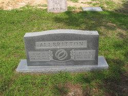 Ruth Cathleen <i>Newton</i> Allbritton