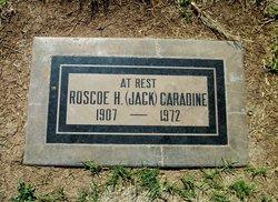 Roscoe Henry Jack Caradine